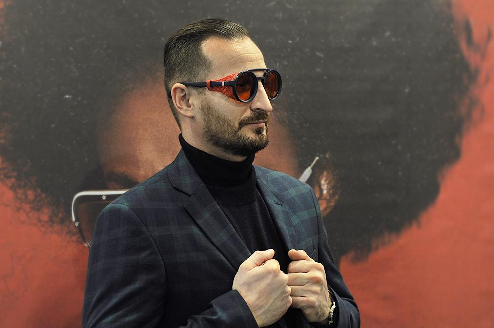 Carrera Zloty Medal Targi Optyka 2018 okulary