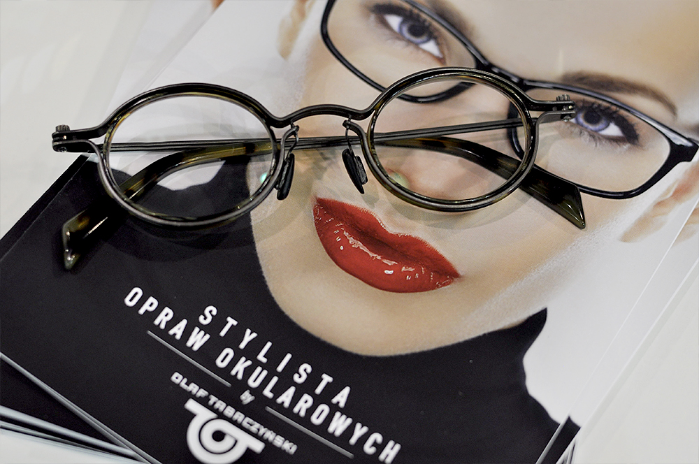 Stylista Opraw Okularowych Olaf Tabaczynski