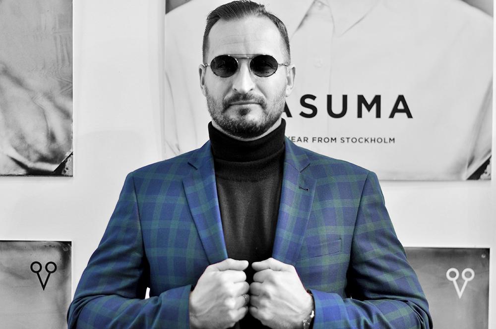 Vasuma eyewear stockholm okulary