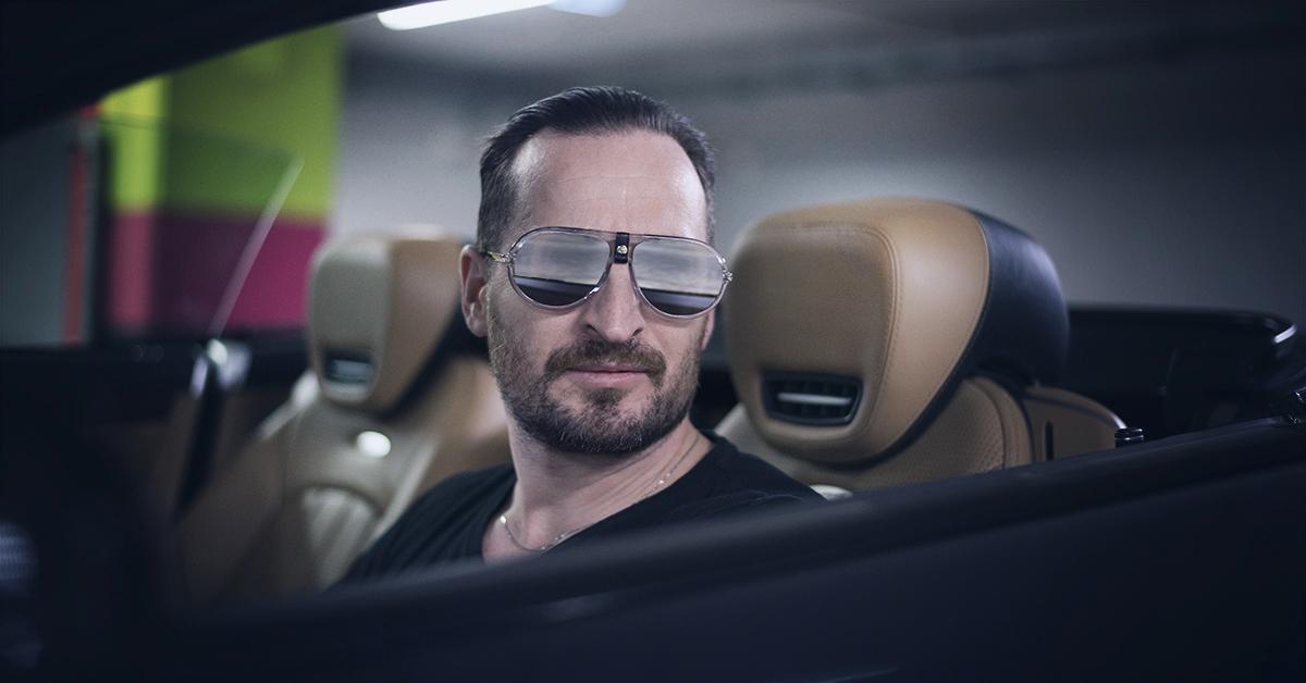 Carrera Eyewear - okulary nie tylko na tor