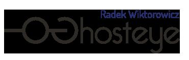 Ghosteye Radek Wiktorowicz